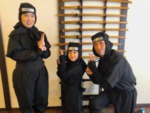 ninja osaka 忍者体験 忍者堂