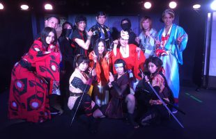 忍者ショー・和のダンス