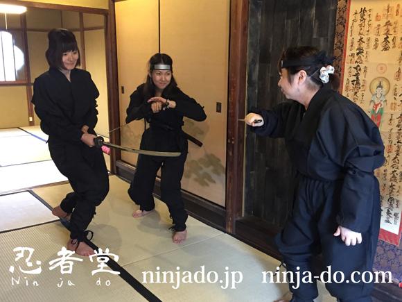 忍者堂_忍者体験_NinjaExperience1