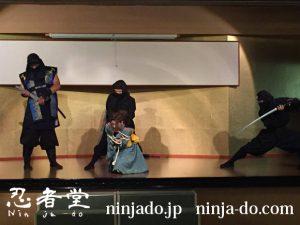 忍者大阪_忍者ショー