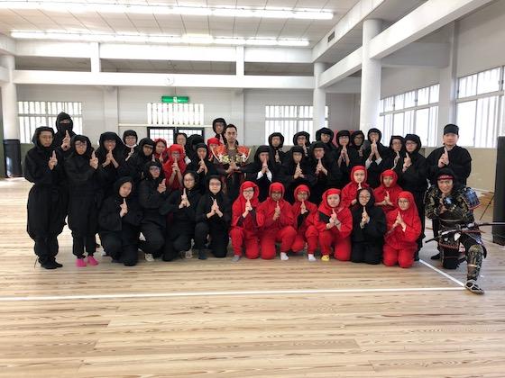 忍者体験_訪日外国人20181116