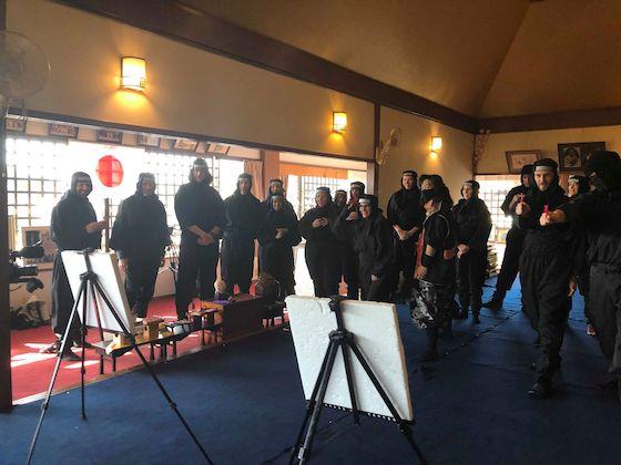 忍者体験_訪日外国人201811202