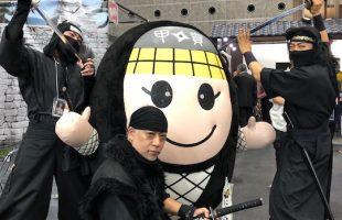 忍者ショー_忍者堂201910